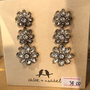 Mirabella statement earrings